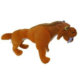 Ice Age Diego Plush   Diego Ice Age Stuffed Animal