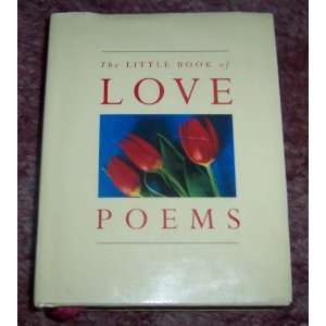 The Little Book of Love Poems (9780752546995) Books