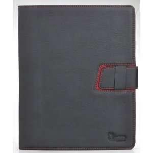 Juiced Systems New iPad 3 Folio Executive Leather Case   Two Angle