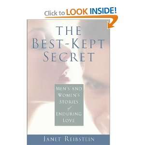 The Best Kept Secret Men and Womens Stories of Enduring