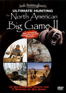 happy to bring you Ultimate Hunting for North American Big Game II