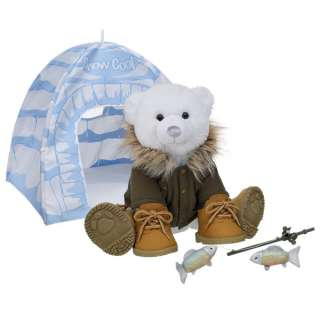 Snow Cool Arctic Polar Bear   Build A Bear Workshop US