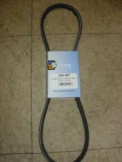 Ariens Snowblower Snow Blower Thrower Auger Belt 72086