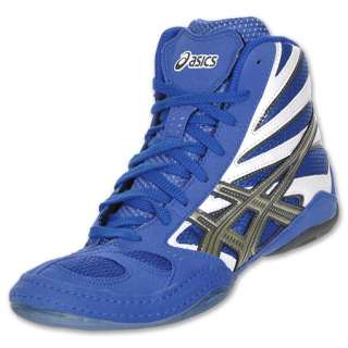 Asics Split Second 8 Mens Wrestling Shoes  FinishLine  Royal
