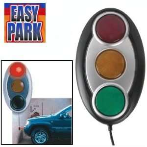 garage parking sensor stop sign flashing led stop light. Black Bedroom Furniture Sets. Home Design Ideas