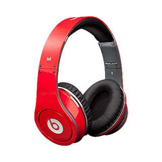 Monster Cable Beats by Dr Dre Beats Studio Headphones powered over the