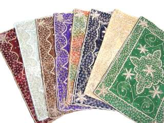 beaded placemats indian placemats set of 4 tablemats