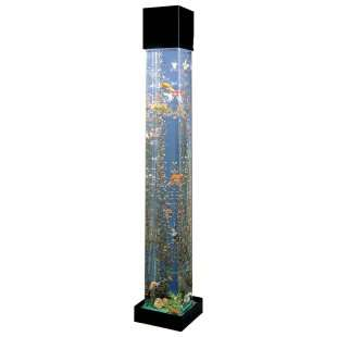 30 Gallon Tower Aquarium Fish Tank Aquariums at Aquariums Direct