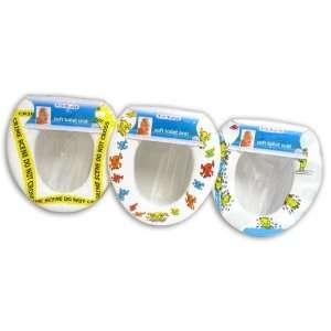 Soft Padded Toilet Seat Toddler Potty Training CARTOON: .co.uk