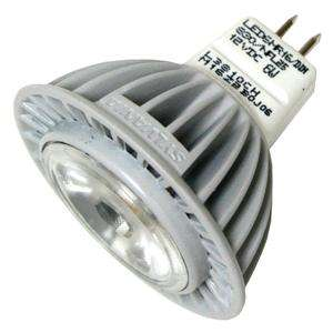 Flood LED Sylvania Light Bulb (Sylvania LED6MR16/DIM/830/NFL25 78634