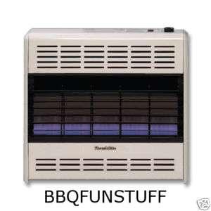 HearthRite Vent Free Blue Flame Heater 30,000 BTU NG