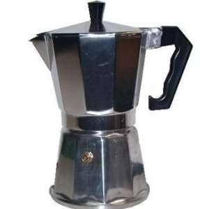 Italian Traditional Coffee/Espresso Maker   3 cups