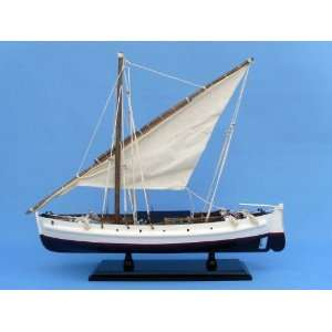 Wave 19 Model Ship Fishing Boats Replica Boat Not a Kit Toys & Games