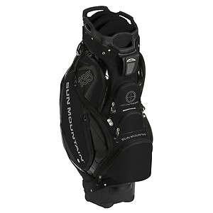 Sun Mountain C 135 Golf Cart Bag BRAND NEW 2012 MODELS BLACK / BLACK