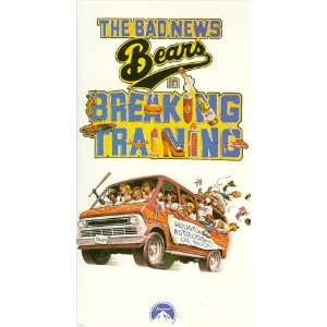 Bad News Bears in Breaking Training [VHS] William Devane