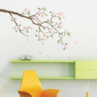 CHERRY BLOSSOM TREE Decor Wall Sticker Decals PS178