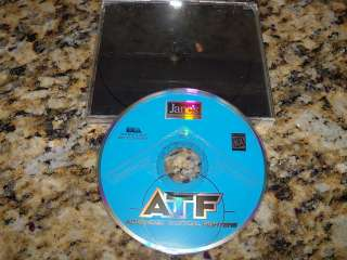 ADVANCED TACTICAL FIGHTERS COMPUTER PC GAME CD ROM XP TESTED N MINT