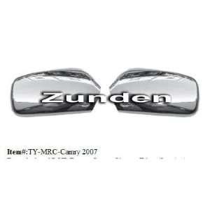 2007 2008 2009 2010 Toyota Camry Chrome Door Mirror Cover: Automotive
