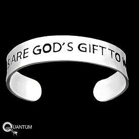 Horses are Gods Gift to Women Cuff Bracelet