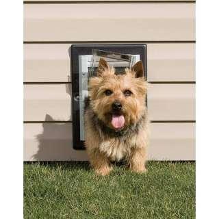 New PPA11 10915 PetSafe Wall Entry Dog Door Small