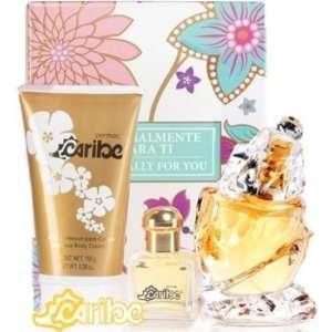 Zet Caribe for Women, Estuche para Dama Caribe w/Free Gift: Beauty
