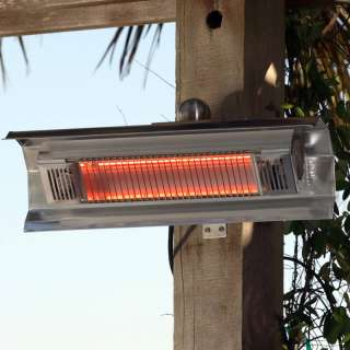 Wall Mount Indoor/Outdoor Infrared 110V Electric Heater
