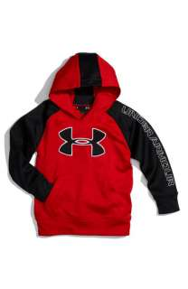 Under Armour Colorblock Hoodie (Little Boys)