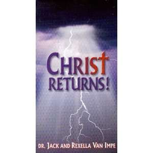 Christ Returns: Jack Van Impe, Rexella Van Impe: Movies & TV