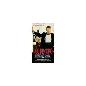 Joe PiscopoNew Jersey Special [VHS] Joe Piscopo Movies