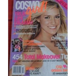 Magazine October 2006 Kristin Cavallari: COSMO GIRL MAGAZINE: Books