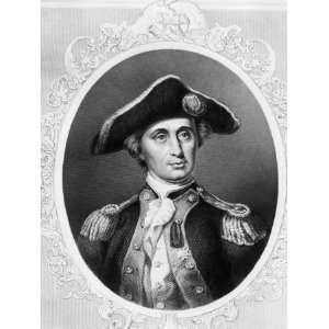 John Paul Jones, American Naval Hero in the Revolutionary