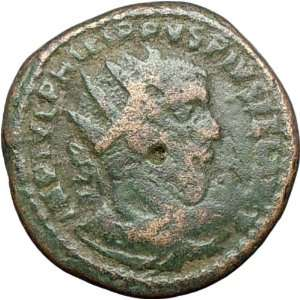 Philip I the Arab Viminacium 243AD Bull Lion Legions Ancient Roman