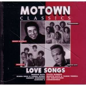 , Marvin Gaye & Tammi Terrell, The Temptations, Commodores: Music