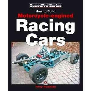 Walmar How o Build Moorcycle Engined Racing Cars, Pashley