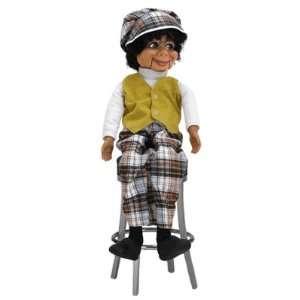 Lester Ventriloquist Doll Upgraded: Everything Else