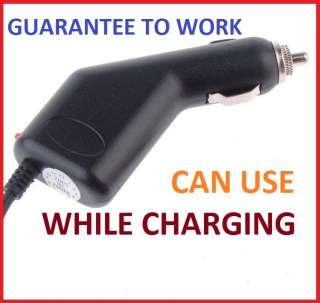Auto Car Power Charger Cable GARMIN NUVI 510 755T 765T