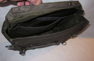 Swiss Military Surplus Gas Mask Bag   No Strap