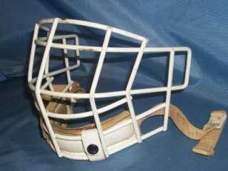 Vintage Cooper Hockey HM 100 Goalie Cage Hurling Helmet Mask SK