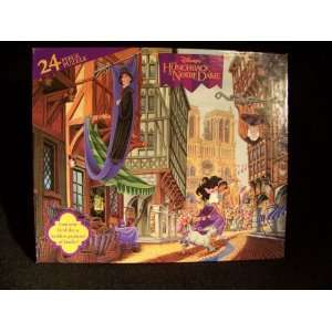 Disneys The Hunchback of Notre Dame 24 Piece Esmeralda
