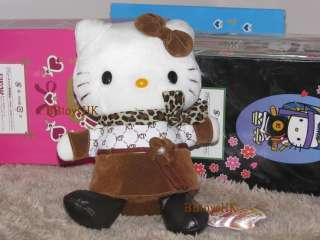 Sanrio Hello Kitty Cutie Plush Doll Winter Clothing Series Style A