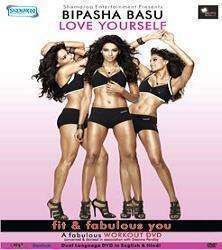 Bipasha Basu   Love Yourself (English & Hindi) DVD