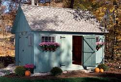 DIY Shed/Log Cabin Summer/Play House Barn Garage CD