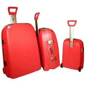 Heys USA Athena 3 Piece Hardside Luggage Set Sports