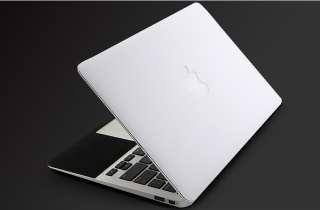 SGP Laptop Cover Skin [White] for Apple Macbook Air 13