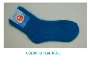 ANGORA 70% SOCKS HIGH QUALITY (BLACK, GRAY, IVORY, PURPLE, BLUE