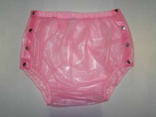 New ADULT BABY PLASTIC PANTS PVC incontinence #P004 5