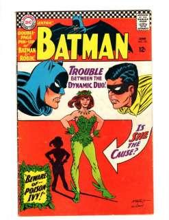 BATMAN 181 (1966) INTRODUCTION POISON IVY **KEY**