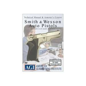 Smith & Wesson Auto Pistols 1st, 2nd & 3rd Generation Armorers Course
