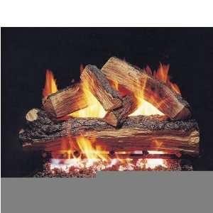 Peterson Gas Logs 24 Inch Split Oak Vented Propane Gas Log