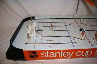 Vintage Coleco Stanley Cup Power Play Table Top Hockey Game NHL